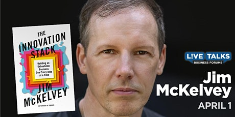 Jim McKelvey, Co-founder of Square tickets