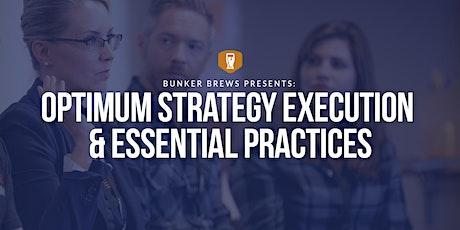 Bunker Brews Kansas City: Optimum Strategy Execution & Essential Practices tickets