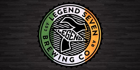 Irish Beer Dinner at Legend 7 Brewing tickets