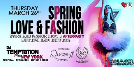ILR Spring Fashion Show & AfterParty Featuring QueenXo & Made4Mankind tickets