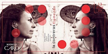 """""""La Contreras""""  Flamenco entradas"""
