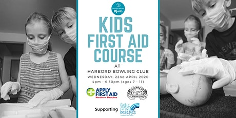 Kids First Aid Course tickets