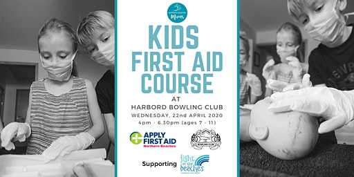 Kids First Aid Course