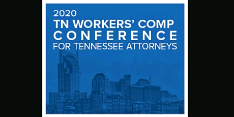 Tennessee Workers' Comp Conference (ahm) S tickets