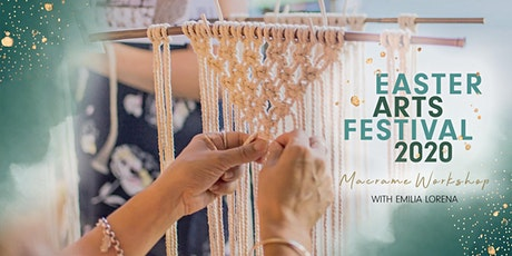 Macrame Workshops at King's Easter Arts Festival tickets
