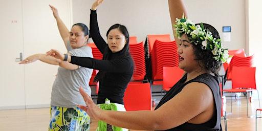 Ura with Nikki - Cook Islands Dance Workshop (For ages 15+)
