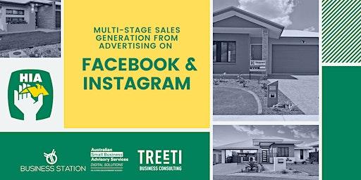 HIA Members: Lead Generation from Facebook & Instagram [Darwin]