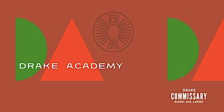 Drake Academy Presents // Pretzel + Beer Crisp Edition tickets