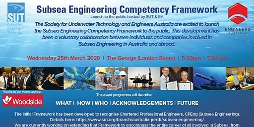 Subsea Engineering Competency Framework - Launch to the Public
