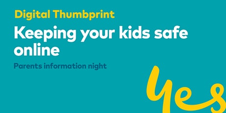 Digital Thumbprint  Parents Evening - Tramshed Function Centre tickets