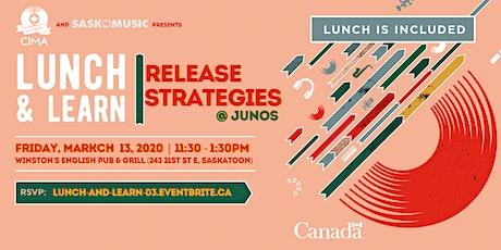 Lunch & Learn 04: Release Strategies  tickets