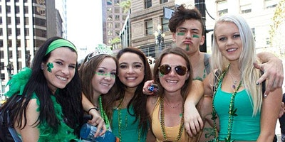 Official St Patty's Day Parade  Day Party 2020 SF | FREE Entry w/RSVP
