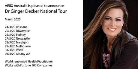 Australia Dr Ginger National Tour Brisbane tickets