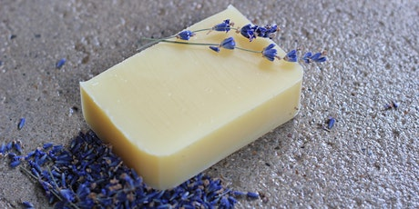 Intro to Cold Process Soapmaking tickets