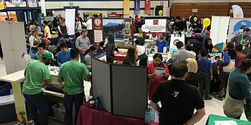 Tri-Valley Camp and School Fair - Free
