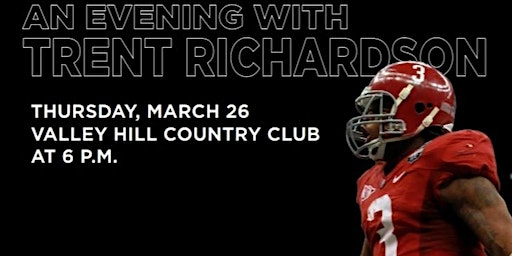 An Evening with Trent Richardson