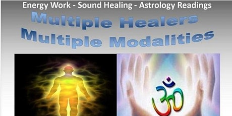 Healing Night  Multiple Healers Multiple Modalities | w- Frank DiCristina tickets
