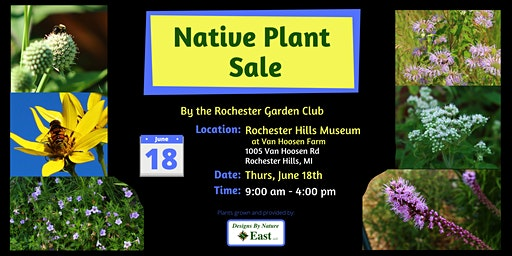 Native Plant Sale