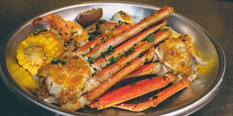 $10 SEAFOOD BOIL MONDAY'S & TUESDAY'S at JOSEPHINE LOUNGE tickets