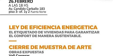Sustentabilidad certificacion Santa Fe- Cierre de muestra Vali Carreras- After entradas
