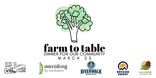 Farm to Table Dinner: For our Community
