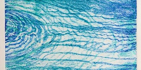 Mokulito (Wood Lithography) workshop with Migaloo Press artist Jenny Sanzaro-Nishimura tickets