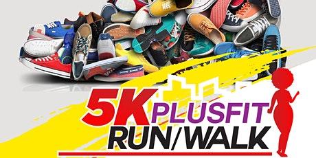 Plusfit 5k Run/Walk tickets