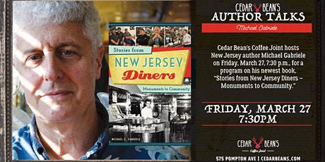 Author Talks - An Evening with New Jersey author Michael Gabriel tickets