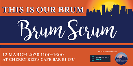 This Is Our Brum: Brum Scrum tickets