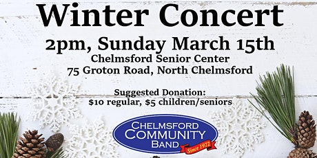 Community Band Concert Under New Director tickets