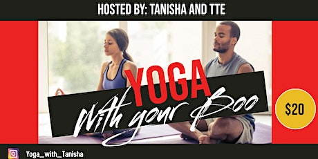 Yoga with your Boo tickets