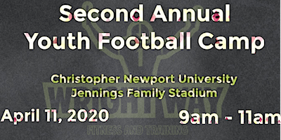 Second Annual Youth Football Camp