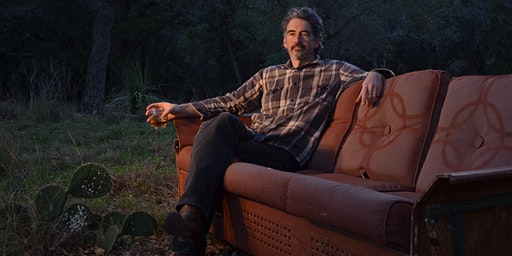 FAYETTEVILLE ROOTS PRESENTS:  Slaid Cleaves