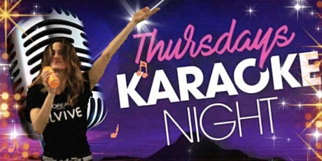 Karaoke Thursday's tickets