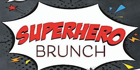 Granite City Presents Super Hero Brunch! tickets