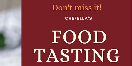 Free Catering Food Tasting tickets