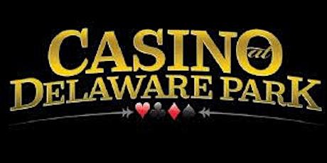 Delaware Park Casino Bus Trip! tickets
