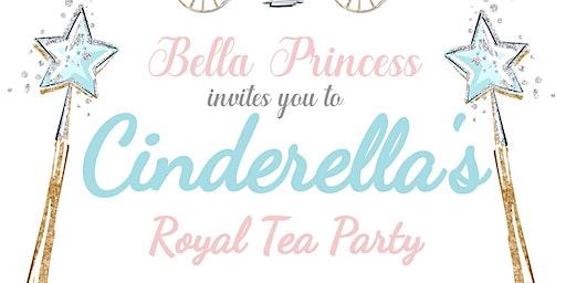 Cinderella Royal Tea Party 11:30am