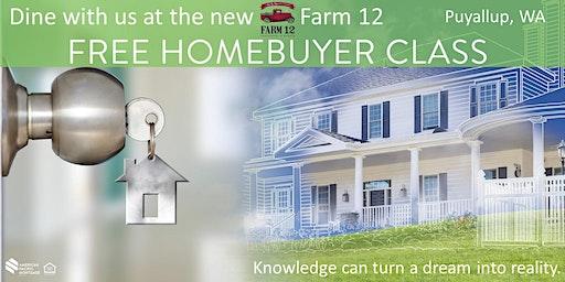 Free Homebuyer Class - Farm 12