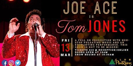 Tom Jones Tribute Show tickets