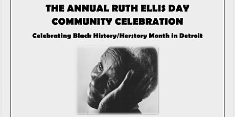 Annual Ruth Ellis Day Celebration tickets