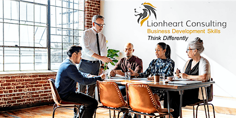 Business Development Skills – Think Differently tickets