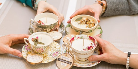 Soy Candles & Tea Tasting tickets