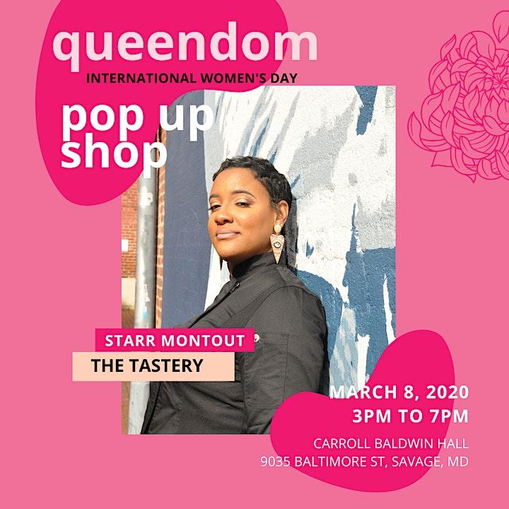 Queendom:  International Women's Day Pop Up Shop image