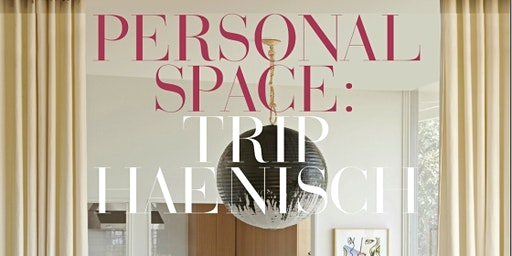 Trip Haenisch, One of Hollywood's Top Interior Designers, Book Signing