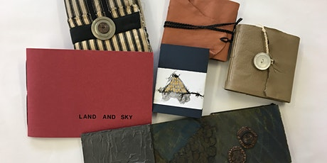 Bookbinding Workshop: A Stitch and a Fold tickets