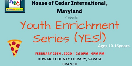 Youth Enrichment Series tickets