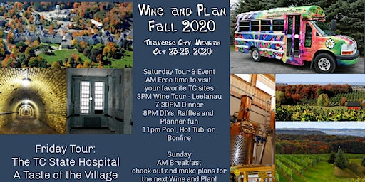 Wine and Plan Fall '20