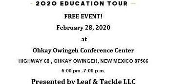 New Mexico True Hemp Education Tour