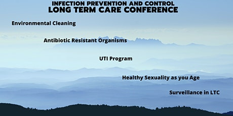 Infection Prevention and Control Long Term Care Conference tickets